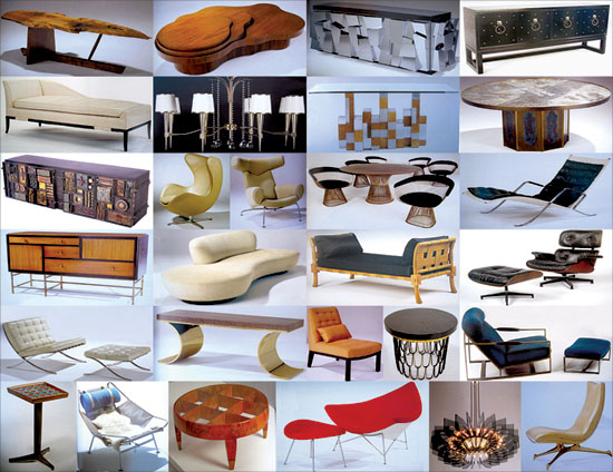 Mid Century Modern Estate Ers And